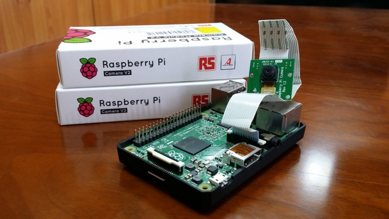 Video Streaming with RaspberryPi Using VLC